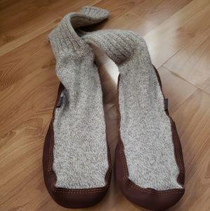 Acorn unisex Sock Slippers